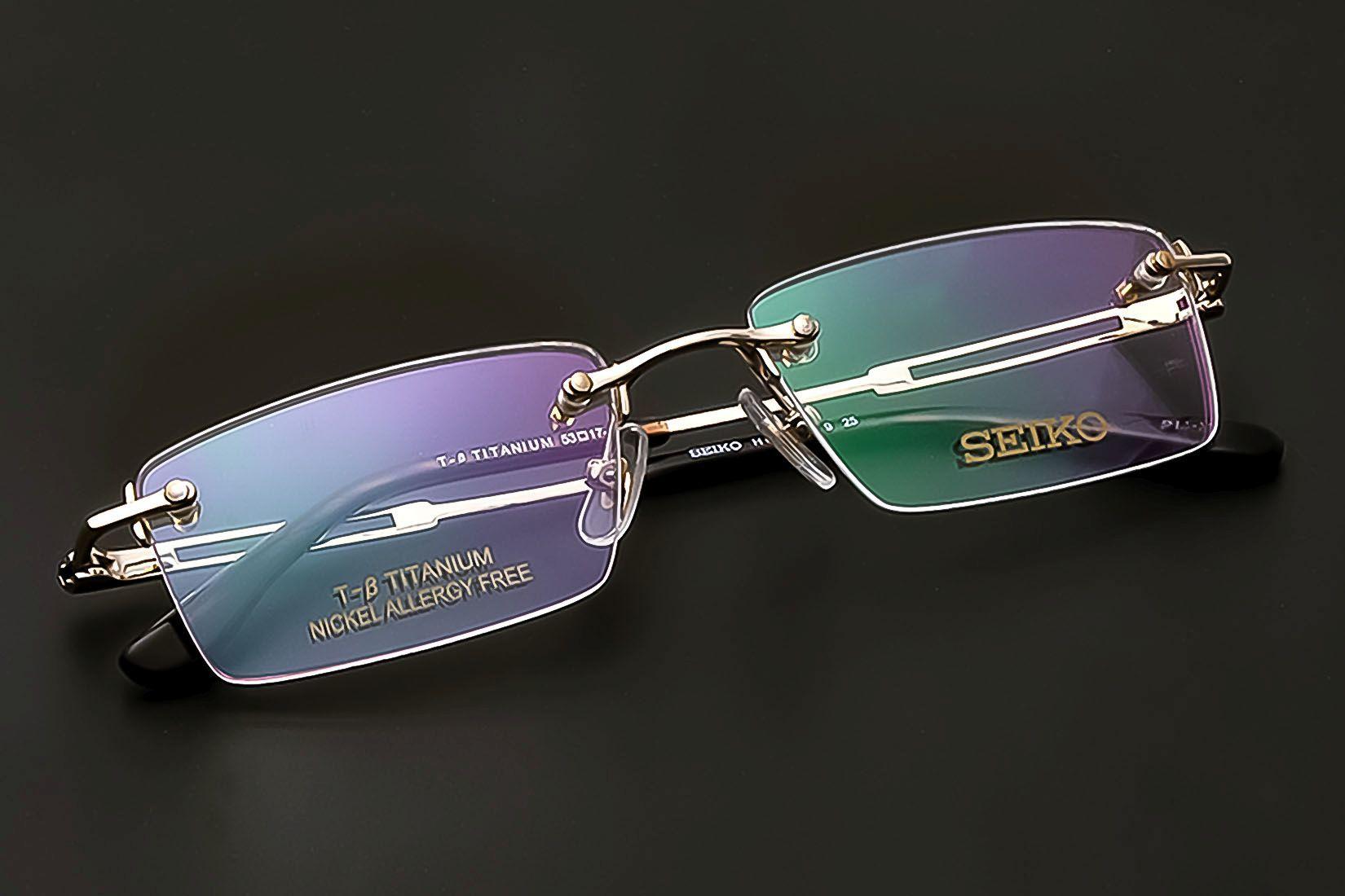 Seiko spectacles