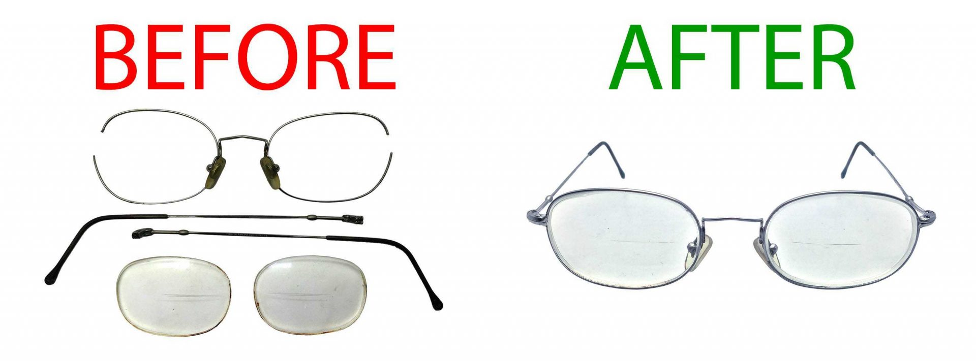 Spectacles Repair
