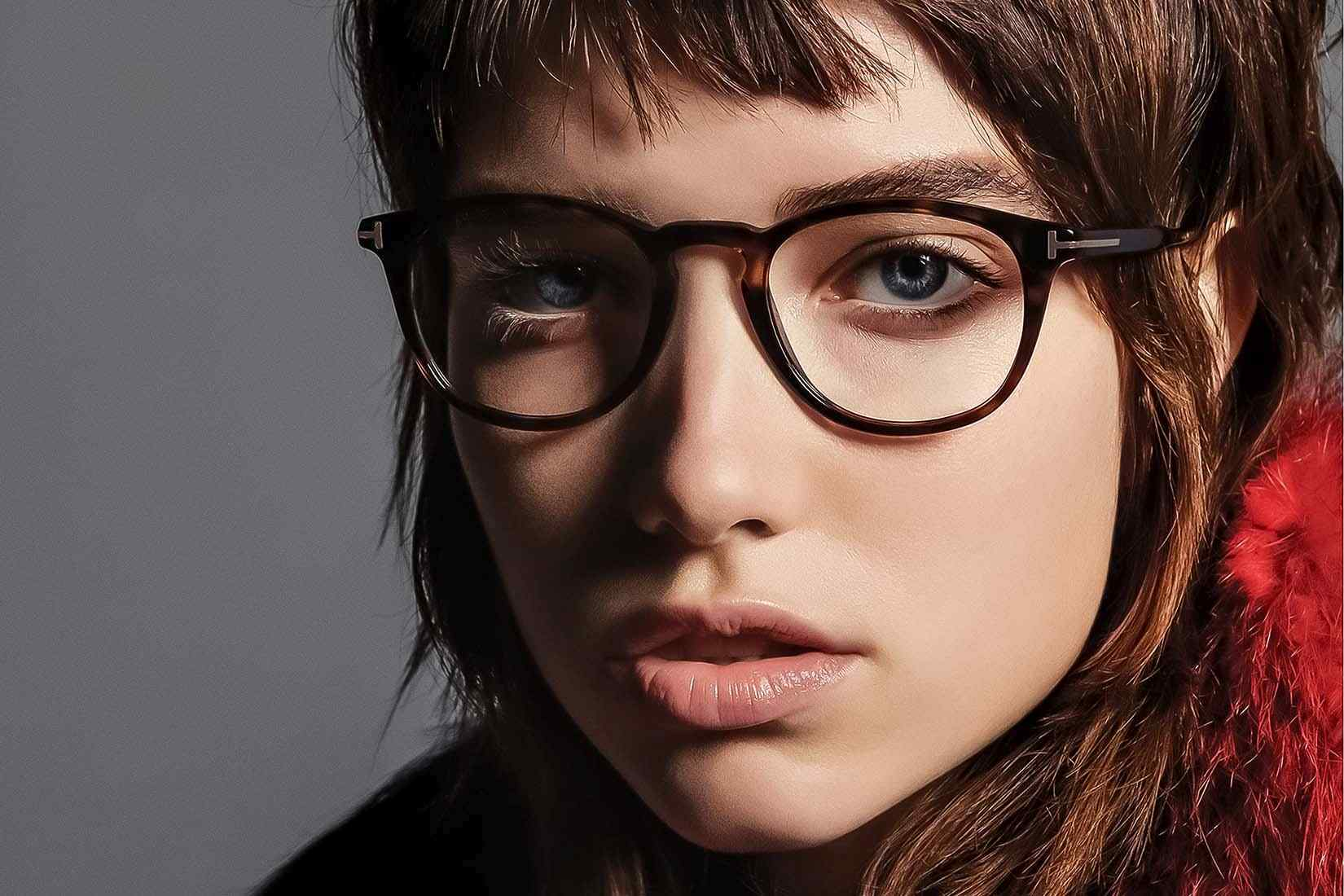 Tom Ford spectacles: Lady 1650x1100
