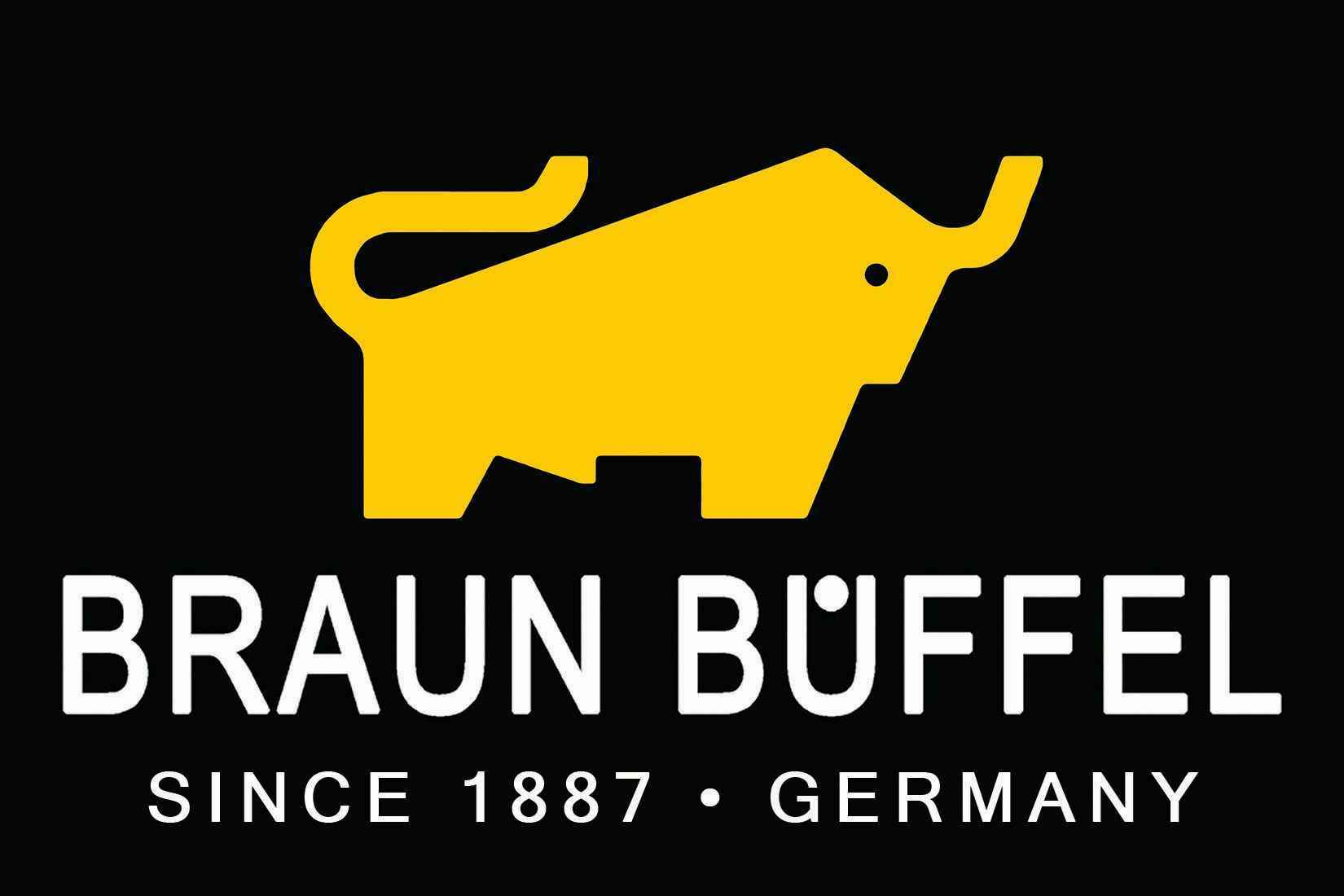 Braun Buffel spectacles logo