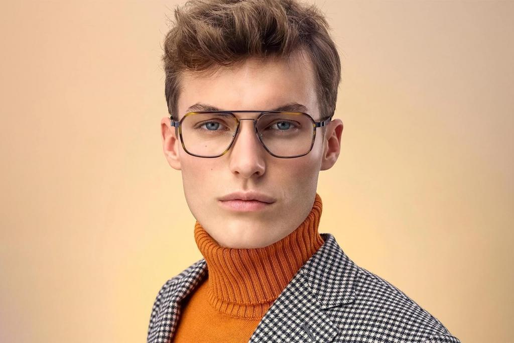 You can be sure that your new LINDBERG eyeglasses are of the highest quality