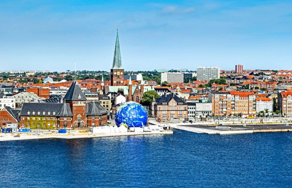 Aarhus is the second largest in Denmark, and is located on the east coast of the Jutland peninsula